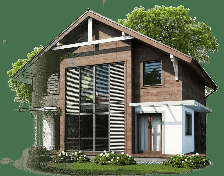От проекта до построенного дома