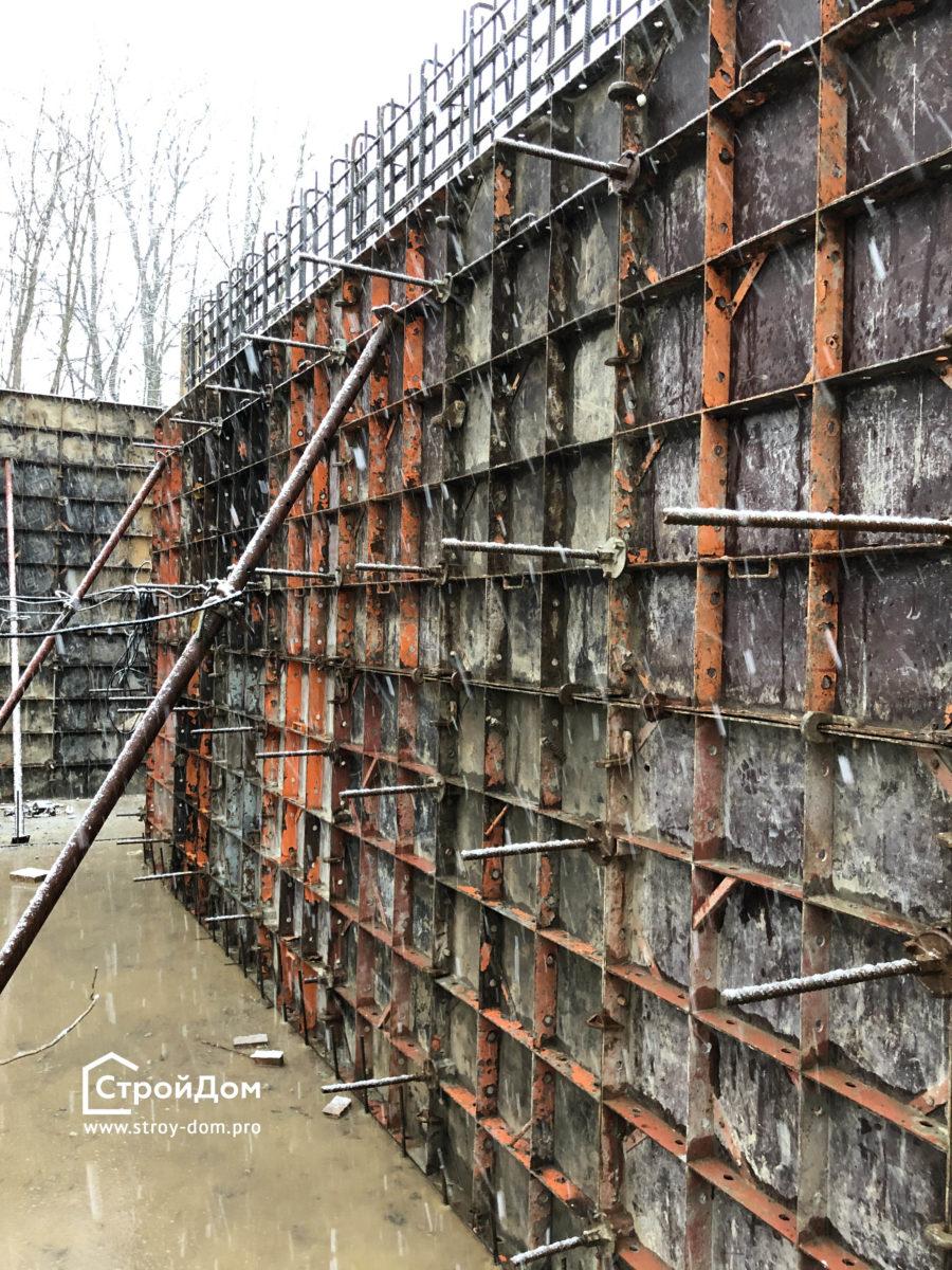 Опалубка стен сайт копия