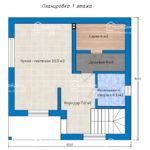 Планировка 1 этажа для сайта
